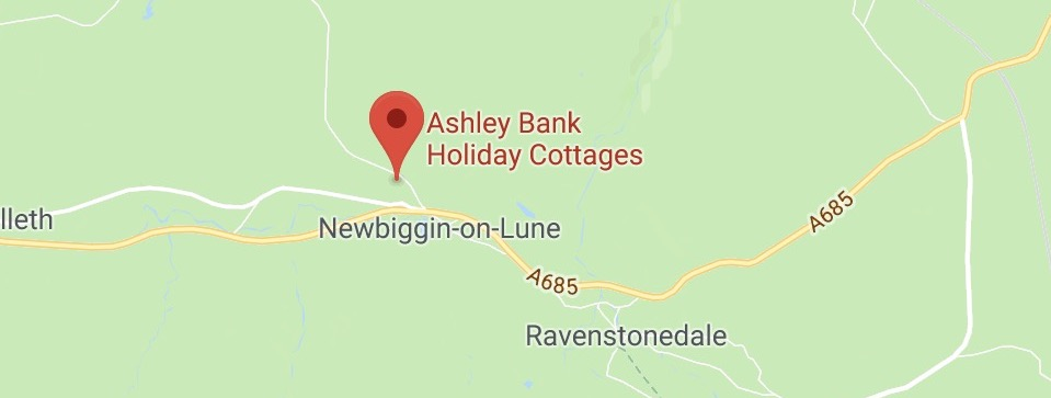 Ashley Bank Holiday Cottages Newbiggin-on-Lune